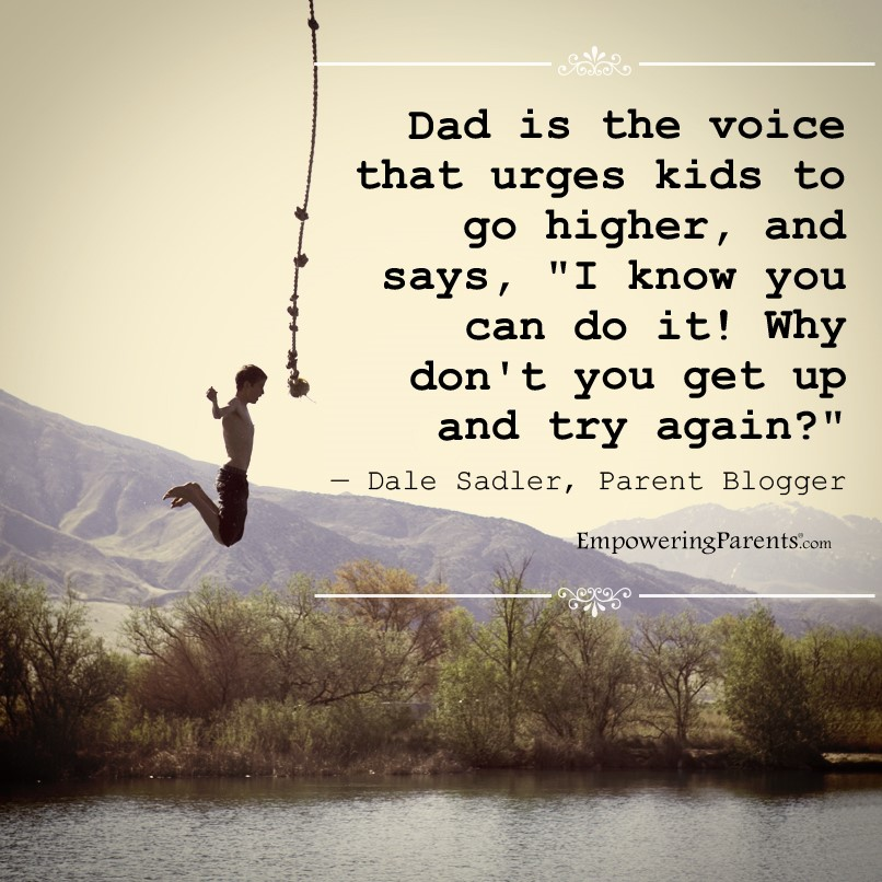 First Time Mom And Dad Quotes: Fathers! You Are Very Important!