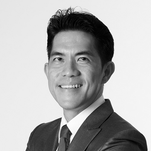 Mr Charles Lim