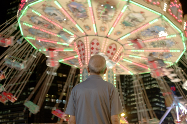 One Last Time - Carousel